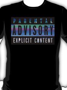 Explicit Content  T-Shirt