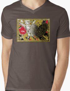 tree she birth Mens V-Neck T-Shirt