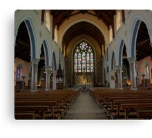Church, Midleton, Co. Cork Canvas Print