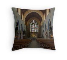 Church, Midleton, Co. Cork Throw Pillow
