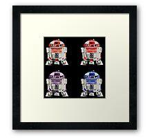 TEENAGE MUTANT NINJA ROBOTS Framed Print