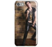 Austin Warren - Leopard Realness Vertical iPhone Case/Skin