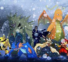 Pokemon  by Nightfrost4