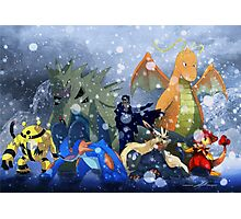 Pokemon  Photographic Print