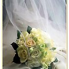 bridal bouquet by alriccio