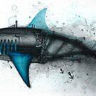 Shark Exoskeleton by Kaitlin Beckett