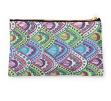 Petal Patterns Studio Pouch