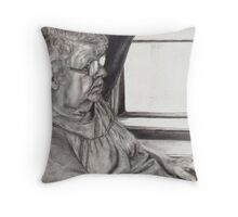Mrs. Midred Throw Pillow