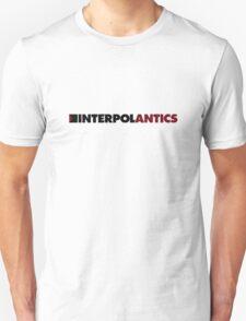 Interpol Antics T-Shirt