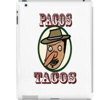 Pacos Tacos iPad Case/Skin