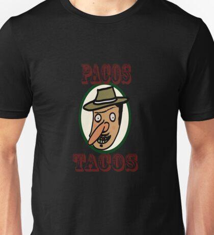 Pacos Tacos Unisex T-Shirt
