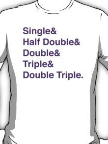 Crochet Addict - Yarn Hoarders & Needlecrafters Unite! T-Shirt
