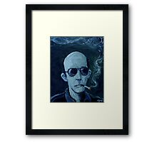 The Good Doctor Framed Print