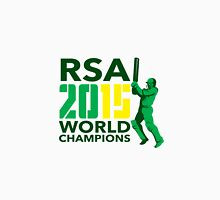 South Africa SA Cricket 2015 World Champions Unisex T-Shirt