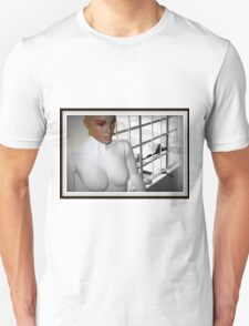 Mannequin at Window T-Shirt