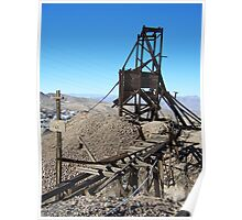 Abandonded Gold Mine Poster