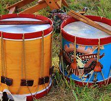 Civil War Drums by krishoupt