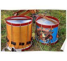 Civil War Drums Poster