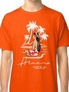 Hinano Tahiti Beer Classic T-Shirt