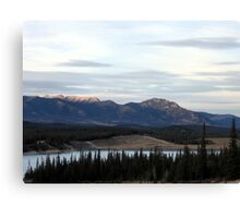 Rocky Mountain Beauty Canvas Print