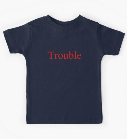 Trouble Kids Tee