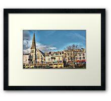 Church in the Strand Framed Print
