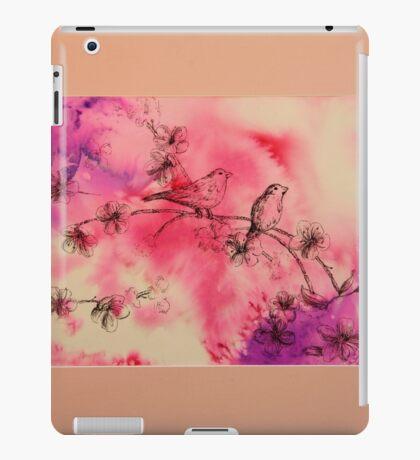 Finches iPad Case/Skin