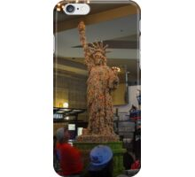 Statue of Liberty, Vegas style iPhone Case/Skin