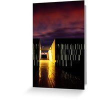 Reconciliation Place - Canberra Greeting Card