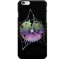 Rainbow Spider Web iPhone Case/Skin