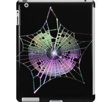 Rainbow Spider Web iPad Case/Skin