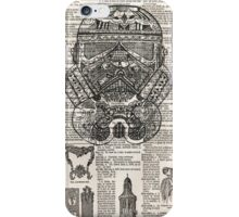 Vintage Stormtrooper iPhone Case/Skin