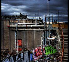 Urban Wastelands by Max Bursac