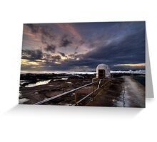 Merewether Sunrise Greeting Card