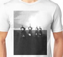 Creepy Teletubbies Unisex T-Shirt