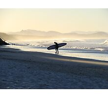 Surf in Byron Bay Photographic Print