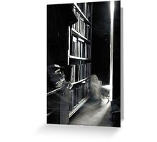 who read them anymore? Greeting Card