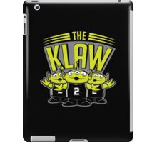 The Klaw Story - Alternate Version iPad Case/Skin