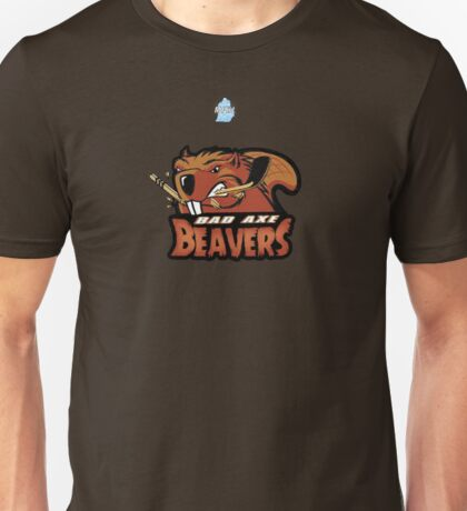 Bad Axe Beavers Unisex T-Shirt