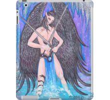 Atarn Sword Weilding Angel iPad Case/Skin