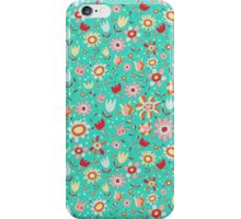 Gorgeous Girly Flowers iPhone Case/Skin