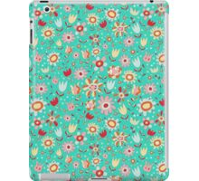 Gorgeous Girly Flowers iPad Case/Skin