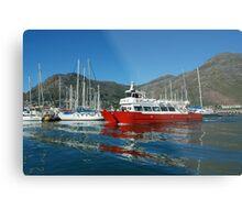 Nauticat Metal Print