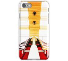 CDG Waiting iPhone Case/Skin