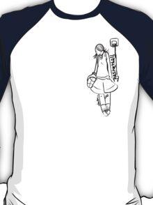 Basketball Girl T-Shirt