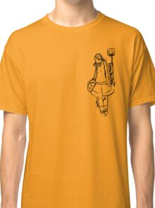 Basketball Girl Classic T-Shirt