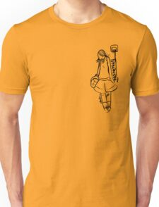 Basketball Girl Unisex T-Shirt