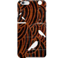 Caged Birds iPhone Case/Skin