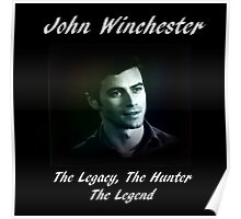 Special Request - Young John Winchester! Poster