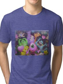 Cute-ma Kappa Tri-blend T-Shirt